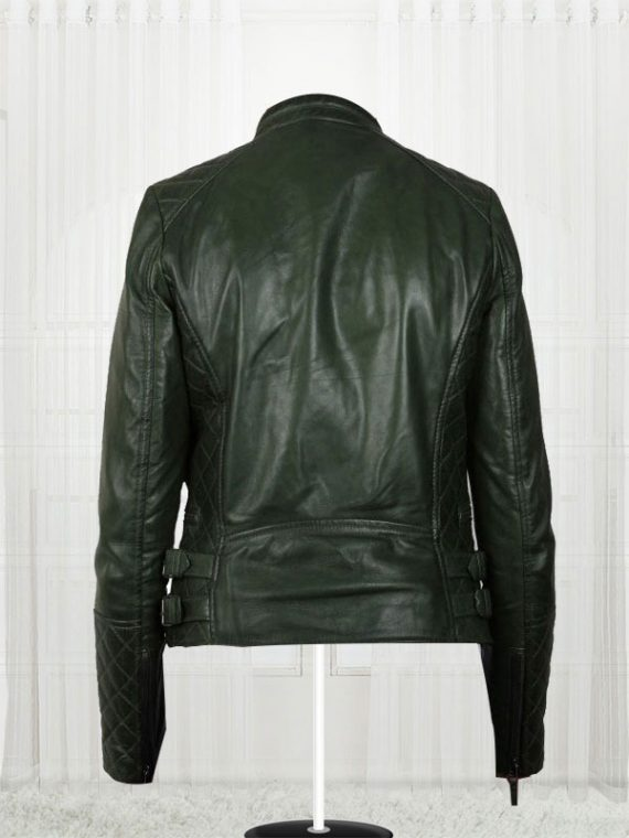 womens-olive-green-biker-new-fashionable-leather-jackets