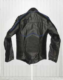 X Men Black Biker Leather Jackets