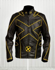 X Men Wolverine Special Motorcycle Jacket