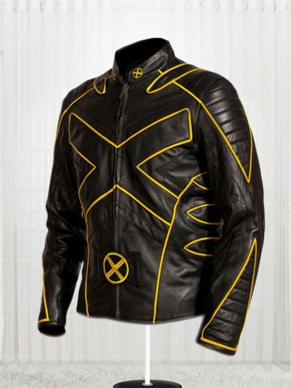 X Men Wolverine Special Motorcycle Jacket