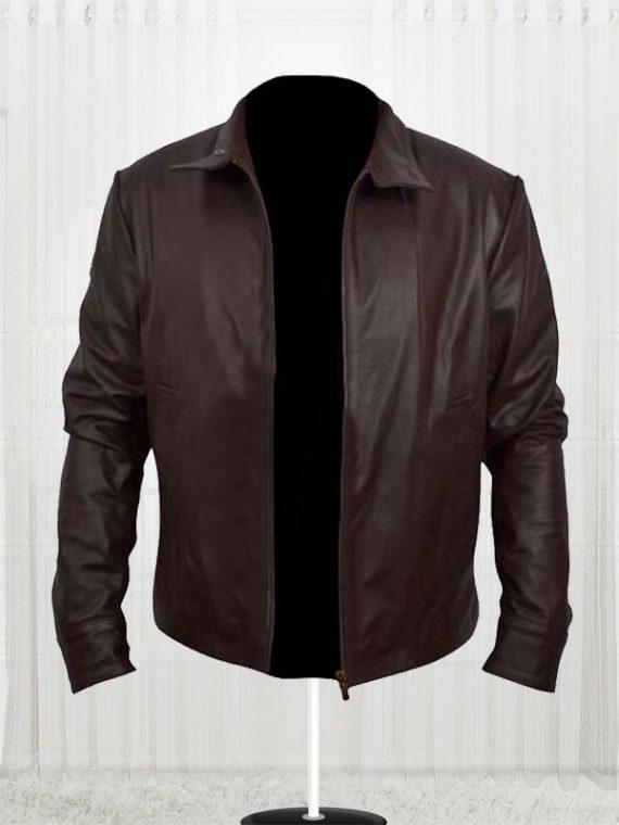 X men First Class Megento Brown Jacket