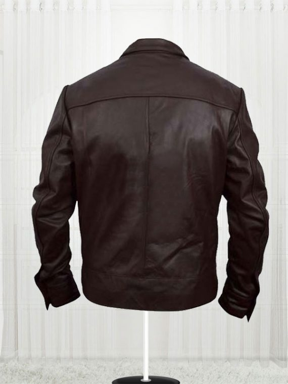 X men First Class Megento Brown Leather Jackets