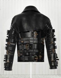 Zendaya Coleman Women Qualited Black Biker Jackets