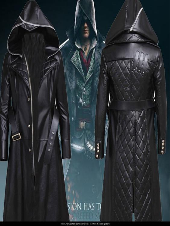 Adam Jensen Deus Ex Mankind Divided Black Coat