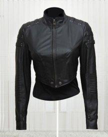 Amazing Black Canary Arrow Katie Cassidy Jacket