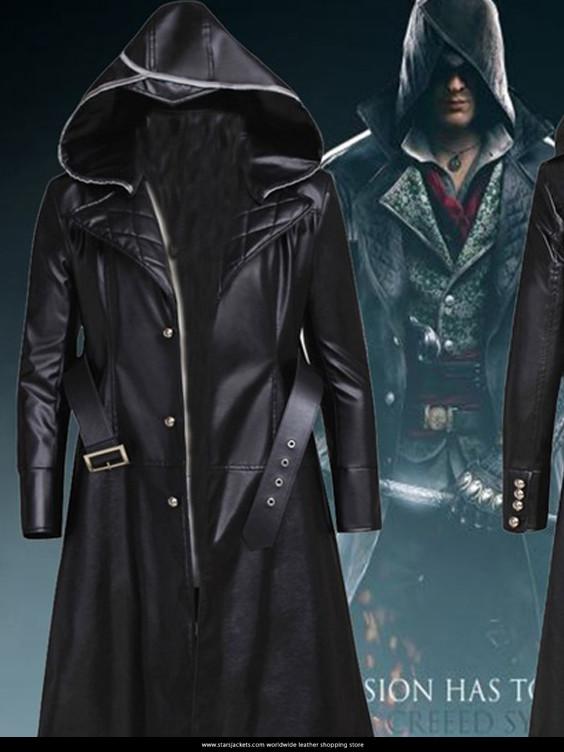 Ex Mankind Divided Black Coat
