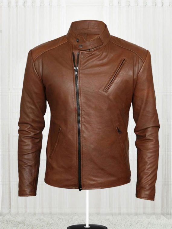 Iron Man Replica Brown Jacket