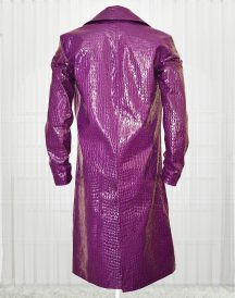 Jared Leto Suicide Squad Joker Crocodile Coats
