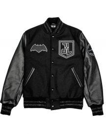 Justice league Batman Varsity Style letterman Jacket