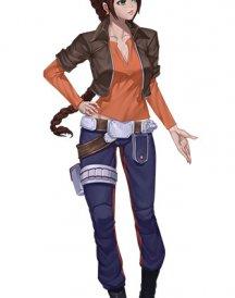 Leila Solo, runaway princess and smuggler