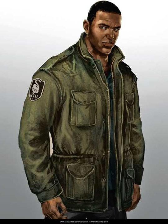 Lincoln Clay Jacket Mafia Iii Game Jacket Stars Jackets