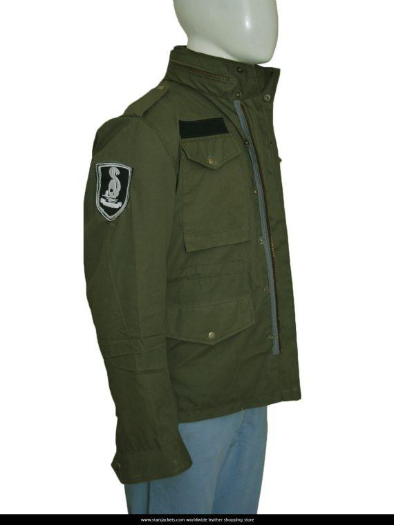 Mafia III Lincoln Clay Cotton Green Jacket