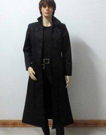 Matrix Neo BlackTrench Coat