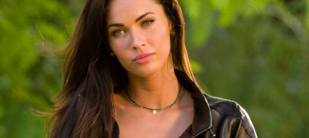 Megan Fox Leather Jacket