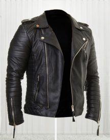 Men's Genuine Lambskin Leather Jacket
