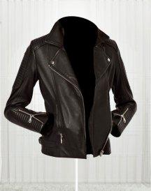 Slim Fit Genuine Lambskin Jacket