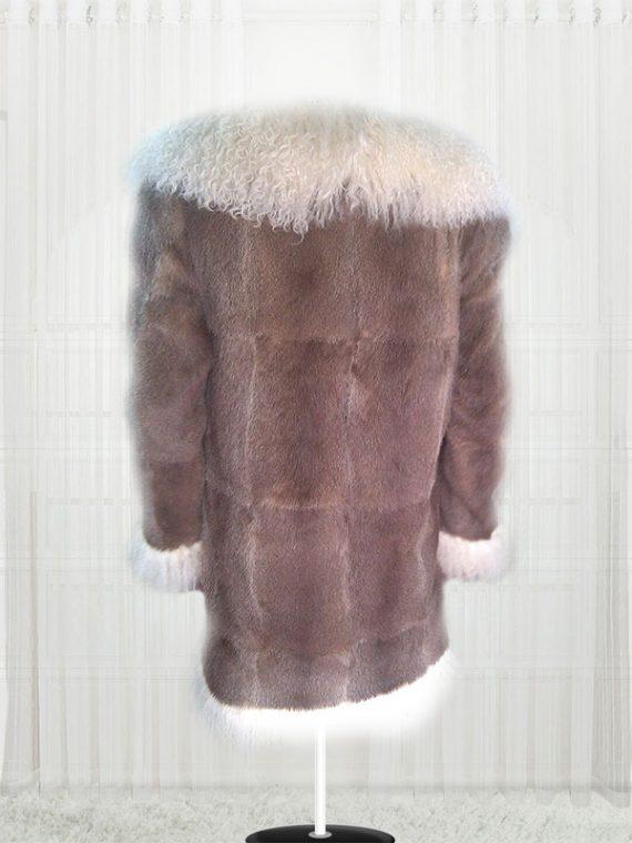 Vin Diesel Xander xXx Cage 2002 Fur Brown Coats