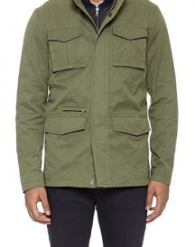 Vince Military Field Jacket