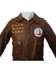 Winns Warrior Brown Jacket