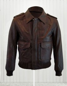 1930 Classic Slim-fit Bomber Jacket