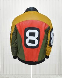 8 Ball Michael Hoban Vintage Bomber Jackets