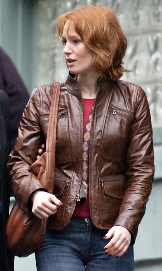 88 Minutes Movie Alicia Witt Jacket