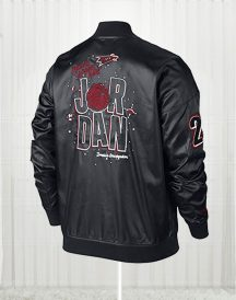 Air Jordan Marvin The Martian Bomber Jacket