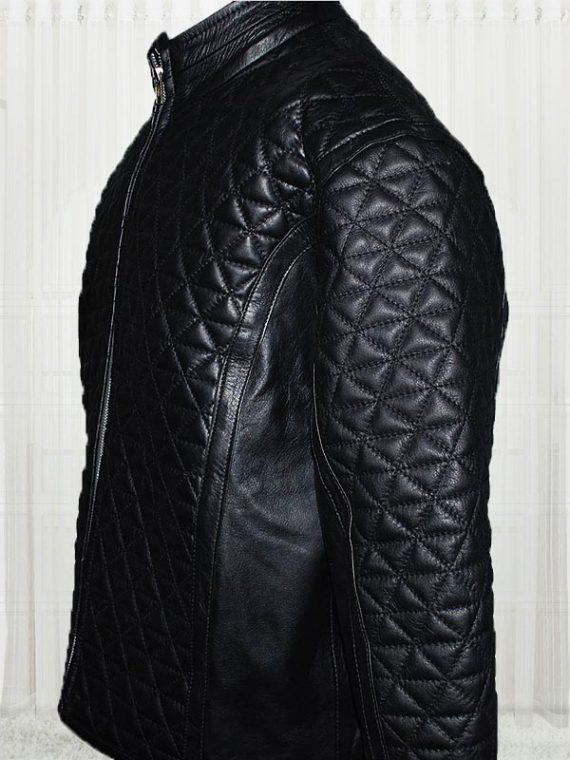 Alexander Skarsgard From True Blood Season 4 Stylish Leather Jacket