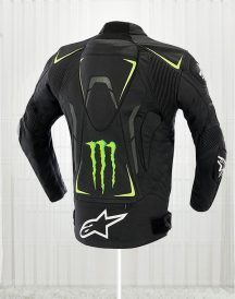 Alpinestars Hellhound Monster Energy Perforated Jackets