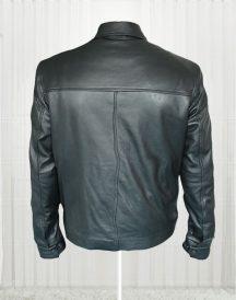 American Singer Adam Lambert Black Leather Jackets