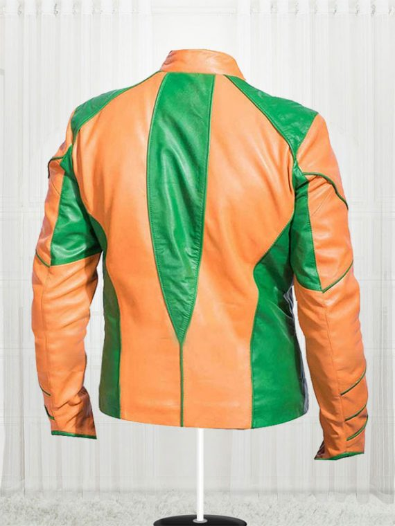 Aquaman Smallville Arthur Curry Costume Leather Jackets