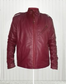 Ashley 'Ash' J. Williams vs Evil Dead Mehroon Leather Jackets