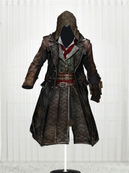 Assassin's Creed 3 Syndicate Jacob Frye Coat
