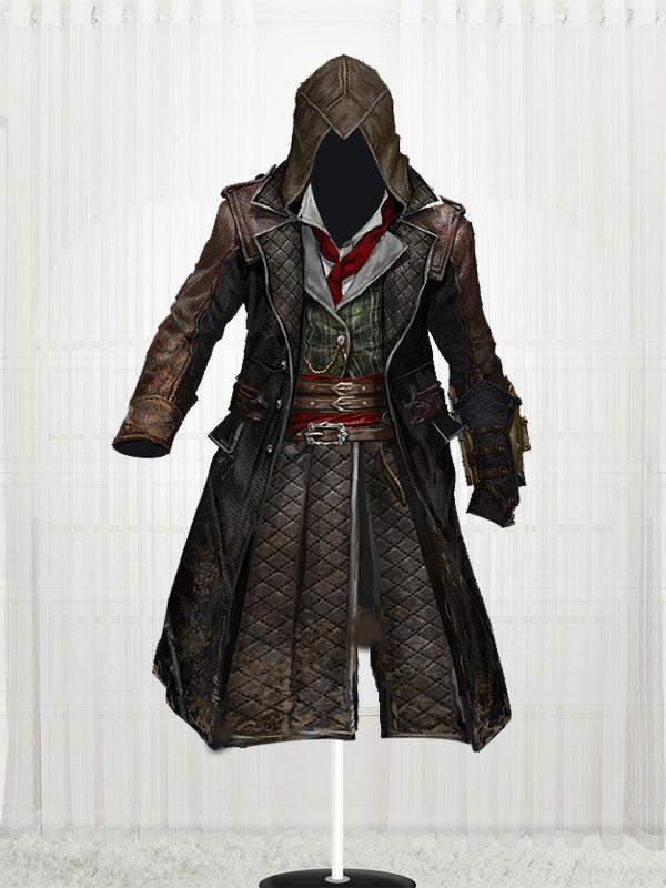 Assassin S Creed 3 Syndicate Jacob Frye Coat Stars Jackets