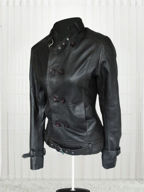 Avengers Age of Ultron Black Widow Superb Jacket
