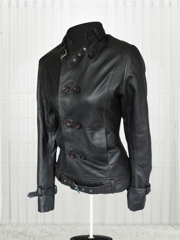 Avengers Age of Ultron Black Widow Superb Jacket
