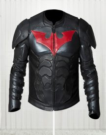 Batman Beyond Black Leather Jacket