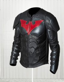 Batman Beyond Men Leather Jacket