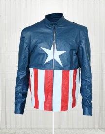 Bon Jovi Concert American Flag Jacket