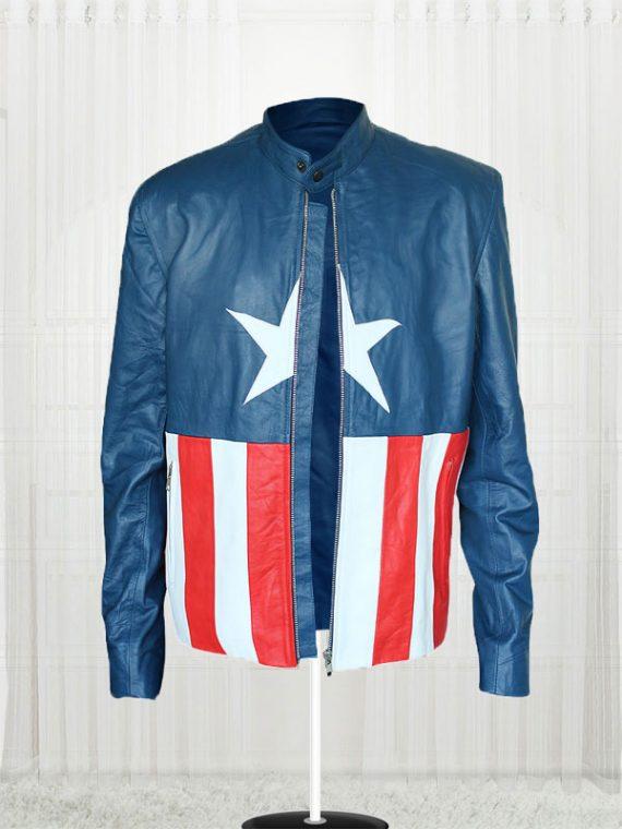 Bon Jovi Concert Blue Jacket