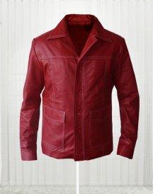 Brad Pitt Fight Club Coat