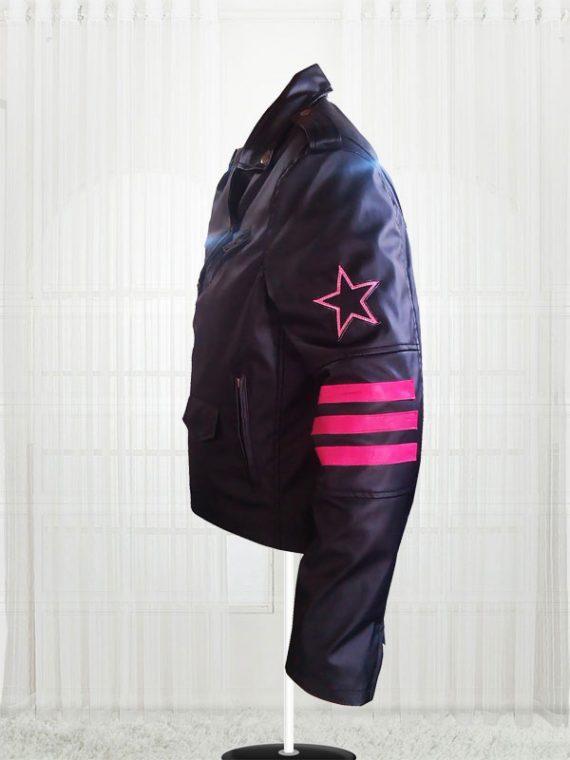 Bret The Hitman Hart WWE Faux Jacket