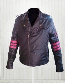 Bret The Hitman Hart WWE Faux Leather Jacket