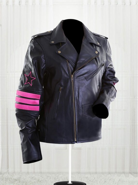 Bret The Hitman Hart WWE Real Leather Jackets