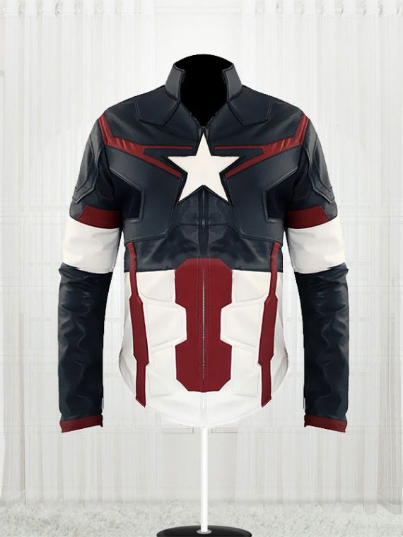 Captain America, Avengers Age of Ultron Jacket