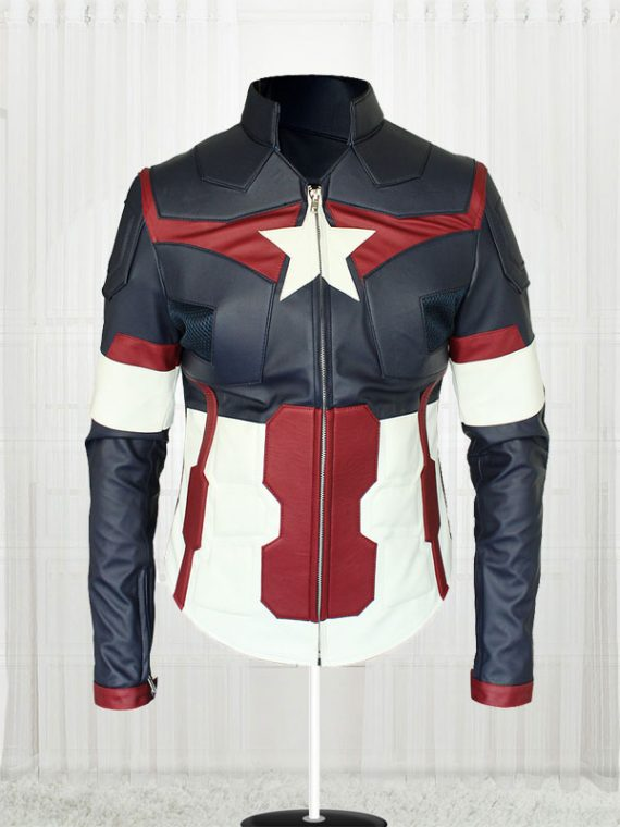 Captain America, Avengers Age of Ultron Jackets
