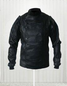 Captain America Elegant Sebastian Stan Bucky Vest Jacket