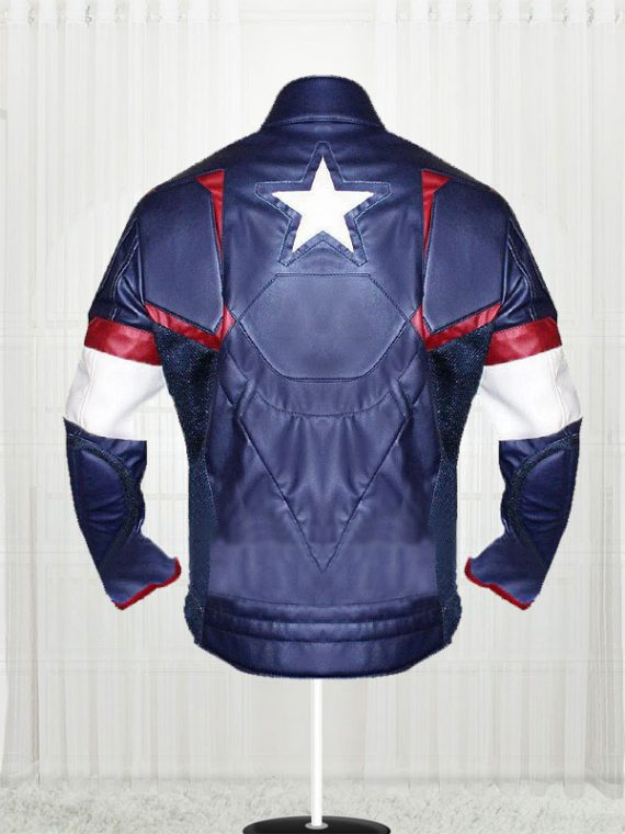Captain America The Avengers Age of Ultron Jacket
