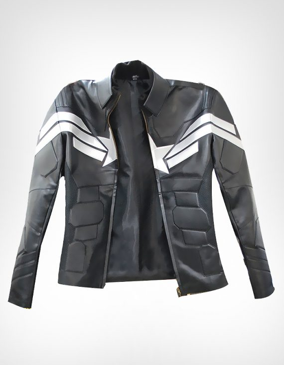 Captain America Winter Soldier black Jackets