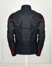 Chris Evans Captain America Civil War Jacket
